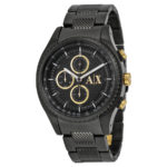 armani exchange watch battery replacement