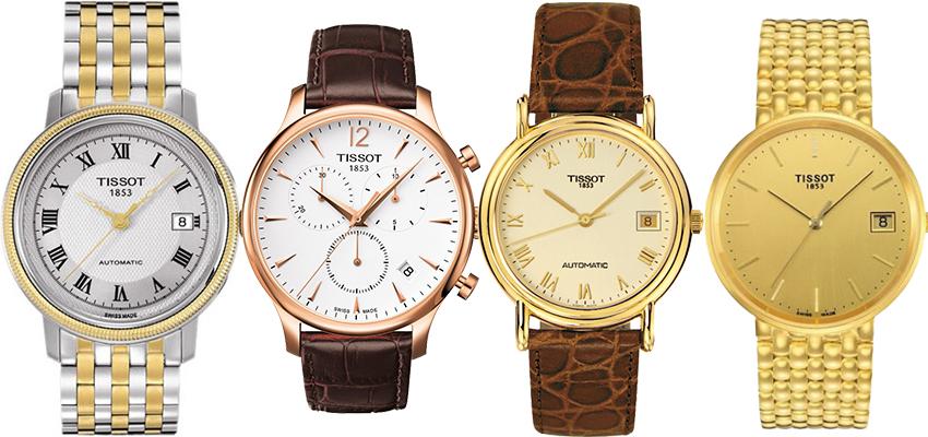 Tissot watch battery replacement
