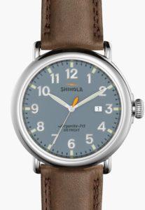 shinola runwell battery change