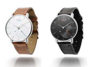 Withings watch battery replacement