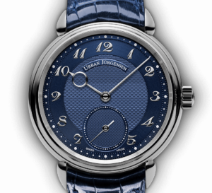 jurgensen watch battery replacement